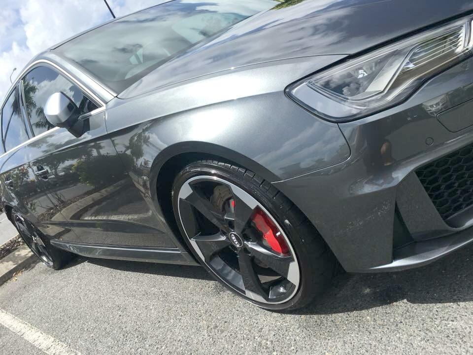 Clean Audi