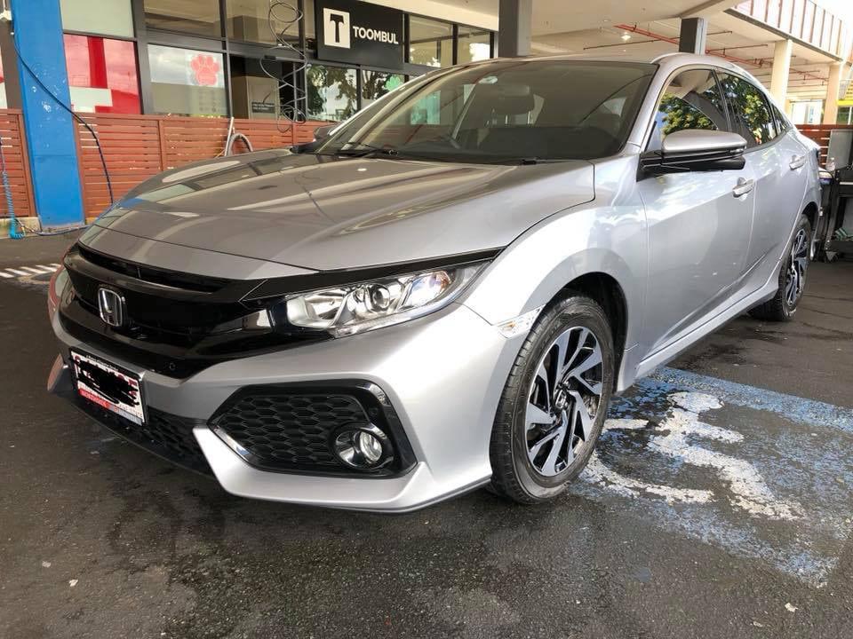 Clean Honda